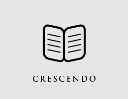 Crescendo_grå